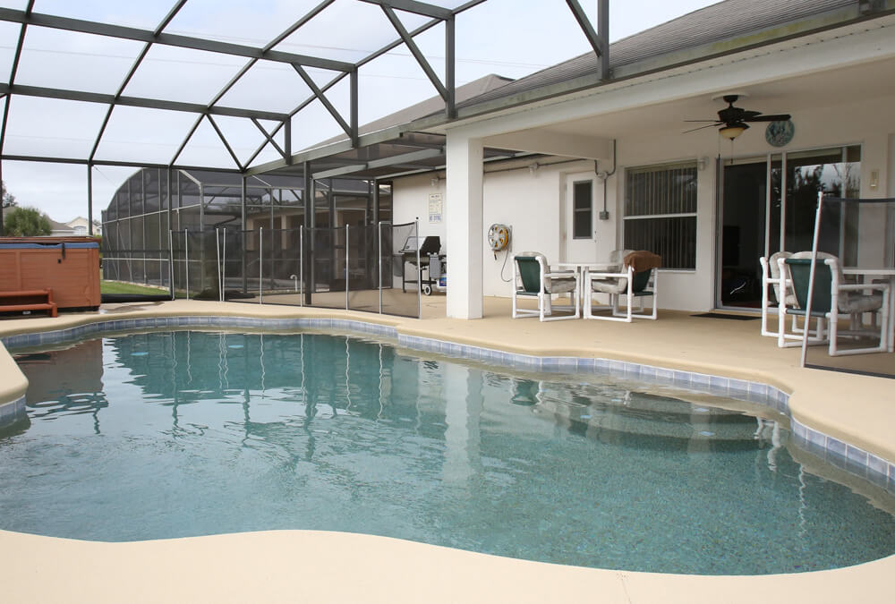 Holiday Villa Rental In Grand Reserve Florida Davenport And Kissimmee Charnwood